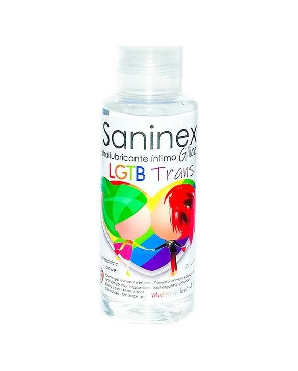 SANINEX GLICEX LGTB TRANS 4 IN 1 100ML