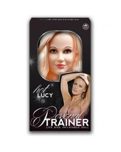 PERSONAL TRAINER MUNECA REALiSTICA HOT LUCY