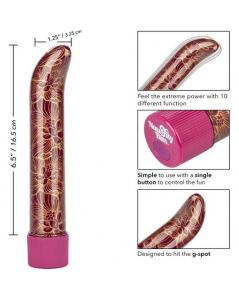 REAL FEEL DELUXE VIBRADOR NUM 5 MARRON