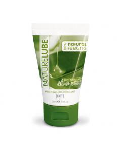HOT NATURE LUBRICANTE ALOEVERA 30 ML