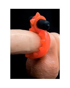 GLO GLO ANILLO VIBRADOR RADIOACTIVE ORANGE
