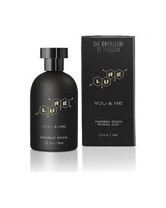 LURE BLACK LABEL FOR YOU ME PERFUME FEROMONAS UNISEX 74ML