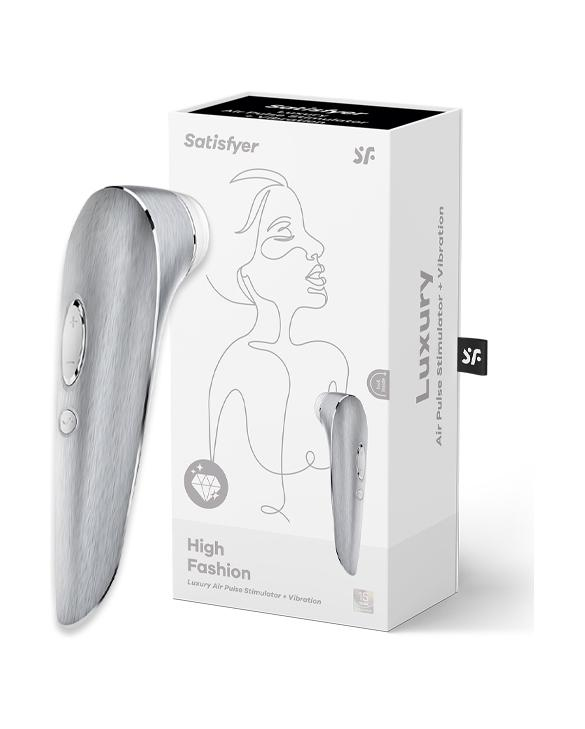 SATISFYER LUXURY HIGH FASHION NUEVA EDICIoN 2020