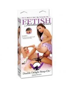 FETISH FANTASY ARNES DOBLE DELICIA