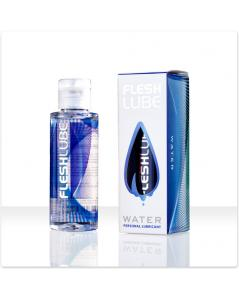 LUBRICANTE BASE AGUA FLESHLUBE 250 ML