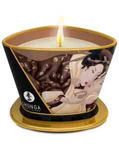 SHUNGA VELA DE MASAJE CHOCOLATE 170 ML