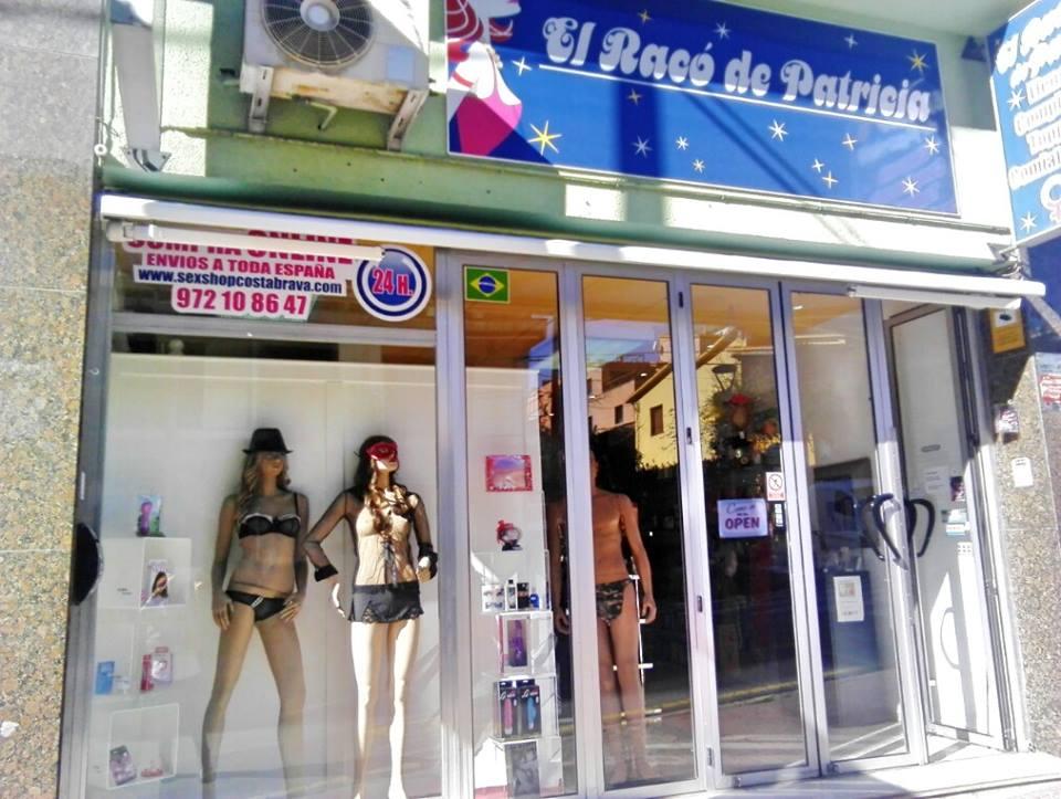 Apertura Sexshop Lloret en 2013